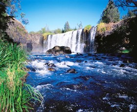 Millstream Falls National Park - SA Accommodation