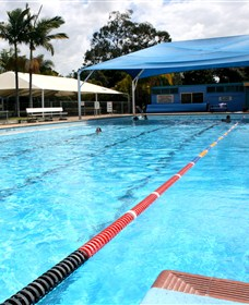 Beenleigh Aquatic Centre - SA Accommodation