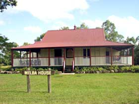 Melba House - SA Accommodation