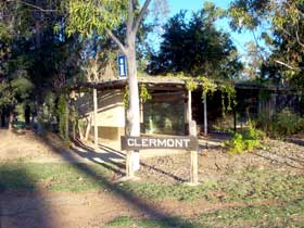 Clermont - Old Town Site - SA Accommodation
