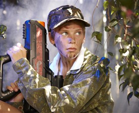 Laser Skirmish North Tamborine