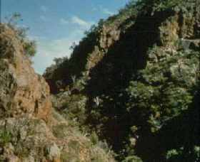 Werribee Gorge State Park - SA Accommodation