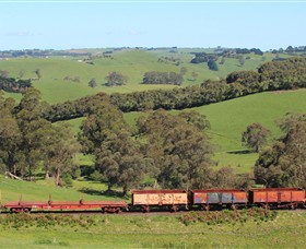 South Gippsland Tourist Railway - SA Accommodation