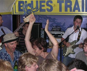 The Blues Train