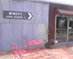 John Gehrig Wines - SA Accommodation