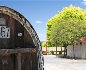 St Huberts Cellar Door  Vineyard