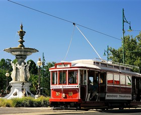 Bendigo Tramways Vintage Talking Tram Tour - SA Accommodation