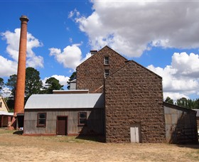 Andersons Mill, Smeaton Historic Area