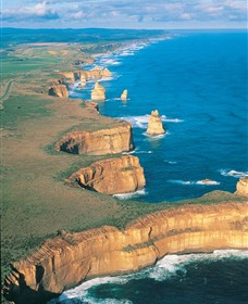 12 Apostles Flight Adventure from Apollo Bay - SA Accommodation