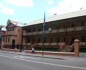 Parliament House - SA Accommodation