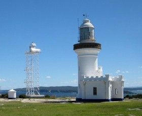 Point Perpendicular Lighthouse and Lookout - SA Accommodation
