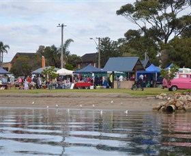 Greenwell Point Riverside Markets - SA Accommodation