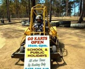 GTS Dirt Karts - SA Accommodation