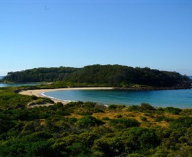 Broulee Island Walk - SA Accommodation