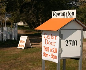 Rowanston on the Track Winery  Bed and Breakfast - SA Accommodation