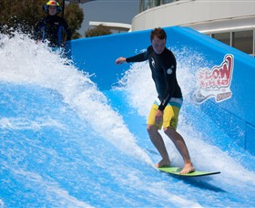 MSAC FlowRider - SA Accommodation