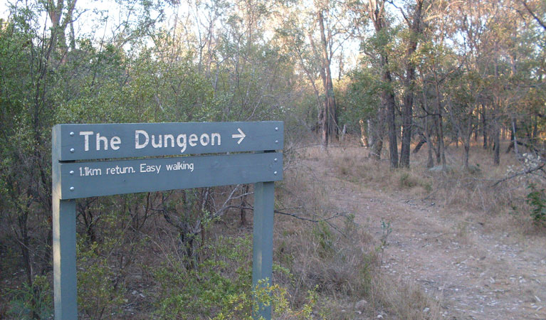 Dungeon lookout - SA Accommodation