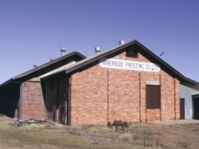 Riverside Freezing Works and Rabbit Factory - SA Accommodation