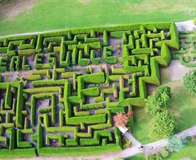 Hedgend Maze and Healesville Laser Sport - SA Accommodation