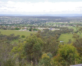 McIlveen Park Lookout - SA Accommodation