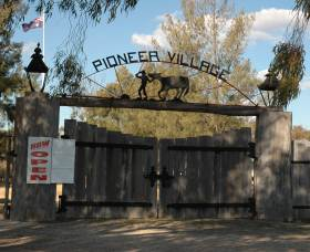 Inverell Pioneer Village - SA Accommodation