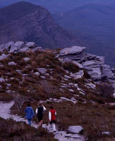 Bluff Knoll Stirling Range National Park - SA Accommodation