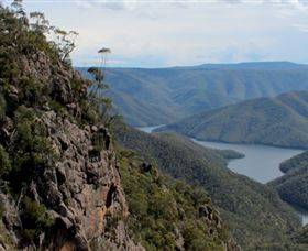 Landers Falls Lookout - SA Accommodation