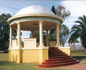 Kingaroy Soldiers Memorial Rotunda - SA Accommodation