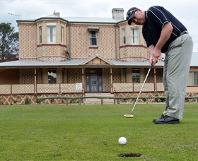 Lithgow Golf Club - SA Accommodation