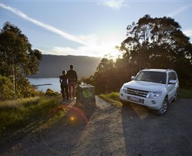 Aberfeldy Four Wheel Drive Track - SA Accommodation