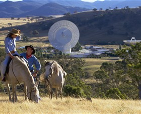 Canberra Deep Space Communication Complex - SA Accommodation