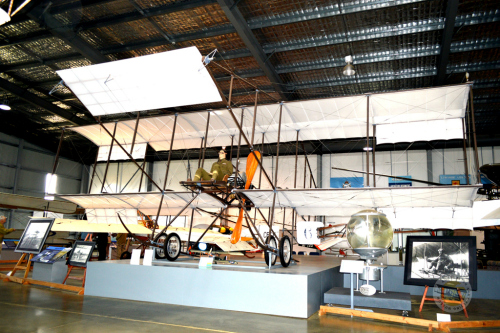 Australian Army Flying Museum - SA Accommodation