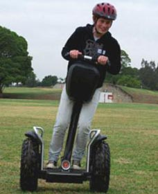 Segway Tours Australia - SA Accommodation