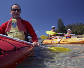 Bundeena Kayaks - SA Accommodation