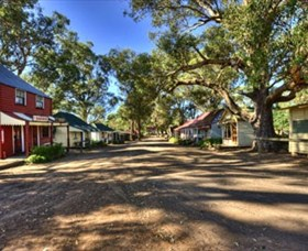 The Australiana Pioneer Village Ltd - SA Accommodation