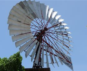 Barcaldine Windmill - SA Accommodation