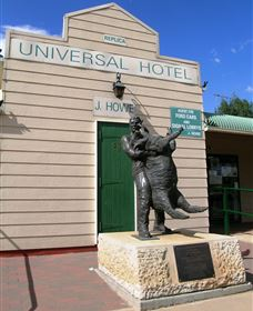 Jack Howe Sculpture and Gallery - SA Accommodation