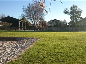 Langhorne Creek Public Playground - SA Accommodation