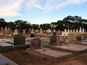 Langhorne Creek Cemetery - SA Accommodation