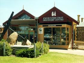 Encounter Coast Discovery Centre and The Old Customs and Station Masters House - SA Accommodation