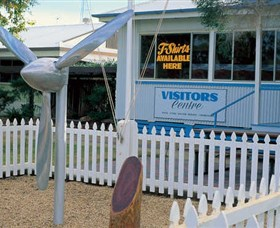Charleville - Royal Flying Doctor Service Visitor Centre - SA Accommodation