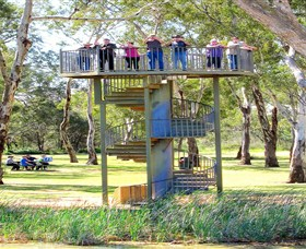Darling and Murray River Junction and Viewing Tower - SA Accommodation