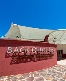 Back O Bourke Exhibition Centre - SA Accommodation