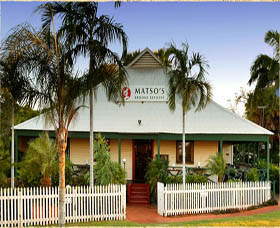 Matsos Broome Brewery and Restaurant - SA Accommodation