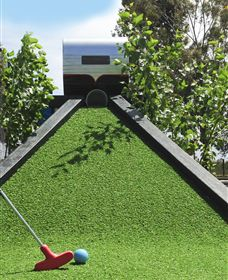 Mini Golf at BIG4 Swan Hill Holiday Park - SA Accommodation