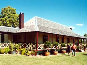 Capella Pioneer Village - SA Accommodation