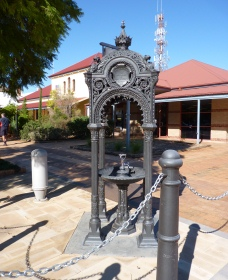 Witcombe Fountain - SA Accommodation