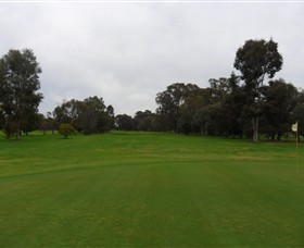 Nathalia Golf Club - SA Accommodation
