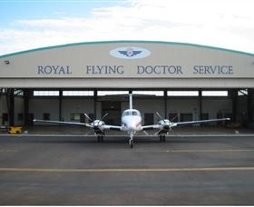 Royal Flying Doctor Service Dubbo Base Education Centre Dubbo - SA Accommodation