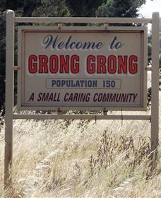 Grong Grong Earth Park - SA Accommodation